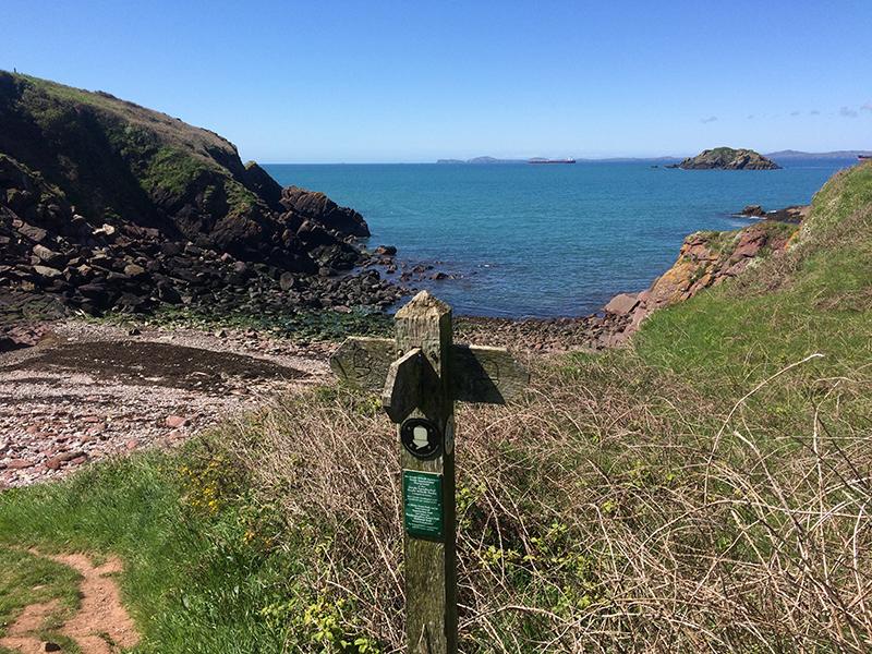 Coast Path Walk
