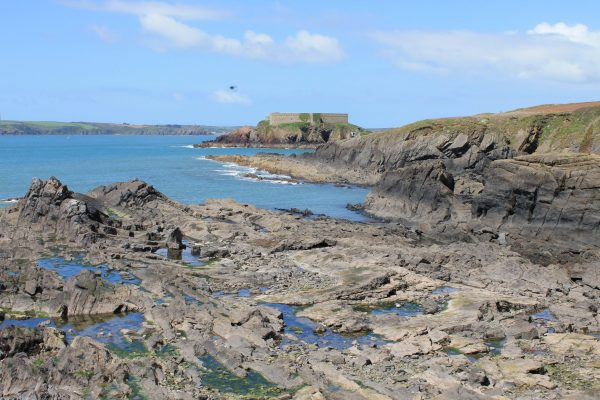 Angle Beach, South Pembrokeshire