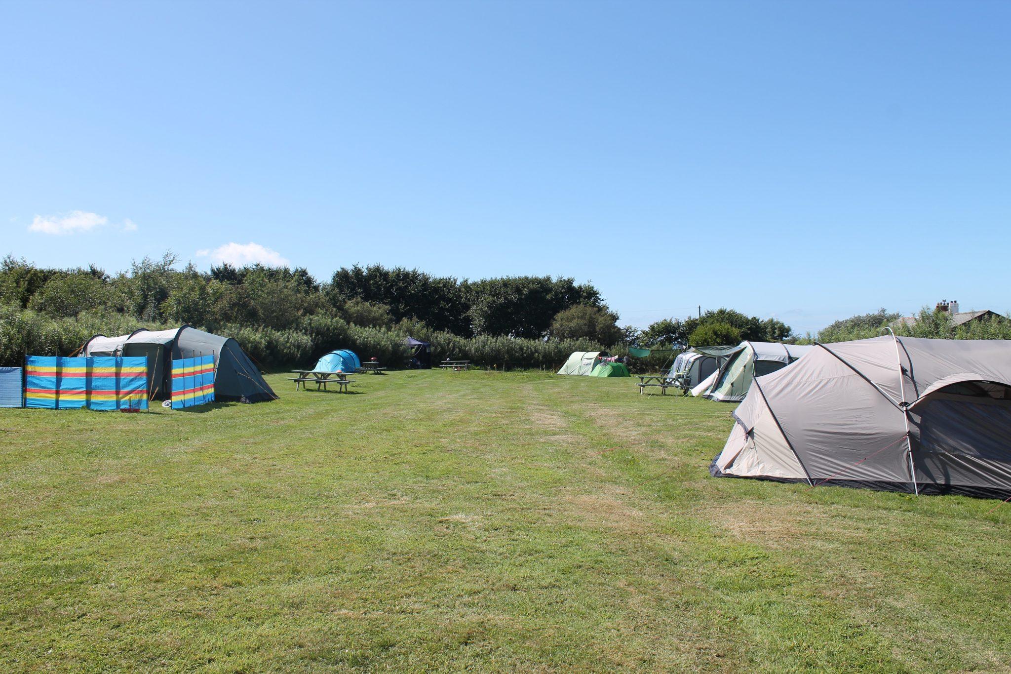 Pembrokeshire Campsite, Camping near Little Haven, Coastal camping, Campsite in Pembrokeshire